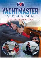 RYA Yachtmaster Scheme Instructor Handbook  E G27  PDF