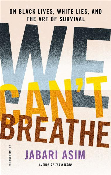Download We Can t Breathe Book