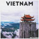 Vietnam 2021 Calendar