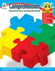 Comprehension During Guided  Shared  and Independent Reading  Grades K   6 PDF