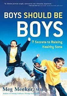 Boys Should Be Boys Book