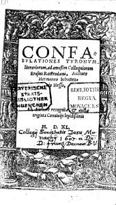 Confabulationes tyronum litterariorum