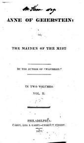 Anne of Geierstein: Or, The Maiden of the Mist, Volume 2