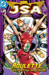 JSA (1999-) #28