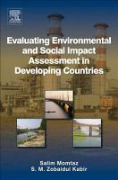 Evaluating Environmental and Social Impact Assessment in Developing Countries PDF