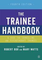 The Trainee Handbook PDF
