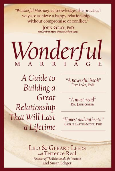Download Wonderful Marriage Book