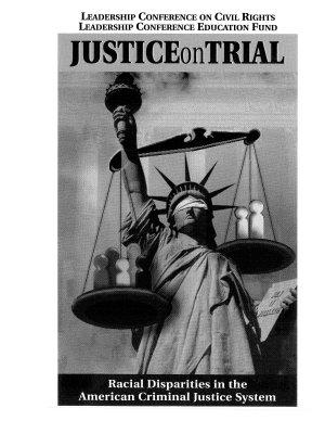 Justice on Trial PDF