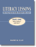 Literacy Lessons Designed for Individuals Book