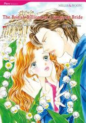 THE BRITISH BILLIONAIRE'S INNOCENT BRIDE: Mills & Boon Comics