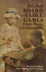 Board and Table Games from Many Civilizations