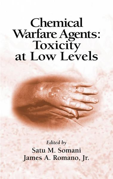 Download Chemical Warfare Agents Book