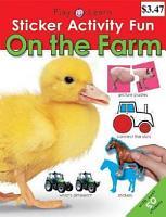 Sticker Activity Fun On the Farm PDF
