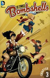 DC Comics: Bombshells (2015-) #3