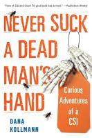 Never Suck A Dead Man s Hand  PDF