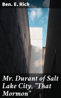 Mr  Durant of Salt Lake City   That Mormon  PDF