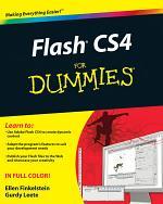 Flash CS4 For Dummies