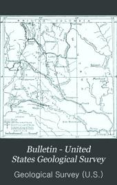 Bulletin - United States Geological Survey: Issues 285-287