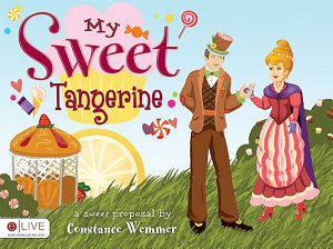 My Sweet Tangerine Book