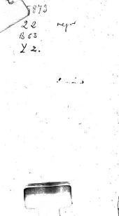 Petri Zornii Bibliotheca antiquaria et exegetica in universam Scripturam S. Vet. et Novi Testamenti ...: Tom. I. Pars I, II, III.