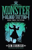 Monster Blood Tattoo  Factotum PDF