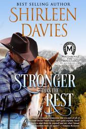 Stronger than the Rest: MacLarens of Fire Mountain Historical Western Romance