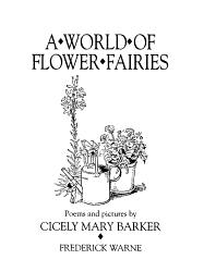 A World of Flower Fairies PDF