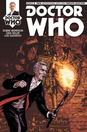 Doctor Who: The Twelfth Doctor #3: The Swords of Okti Part 1