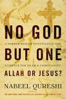 No God but One  Allah or Jesus   with Bonus Content  PDF