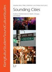 Sounding Cities PDF