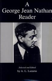 A George Jean Nathan Reader