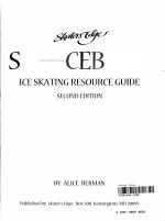 Skater's Edge Sourcebook