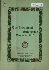 The Industrial Enterprise: Volume 23, Issue 12