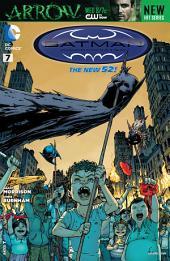 Batman Incorporated (2012 - 2013) #7