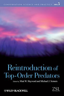 Reintroduction of Top Order Predators