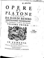 Opere di Platone