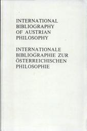 Psychologie und Philosophie der Grazer Schule: eine Dokumentation zu Werk und Wirkungsgeschichte, Alexius Meinong ... [et al.], Band 2