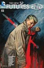 The New 52: Futures End (2014-) #37
