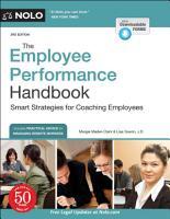 The Employee Performance Handbook PDF