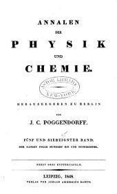 Annalen der Physik und Chemie: Band 75