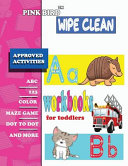Wipe Clean Workbooks for Toddlers PDF
