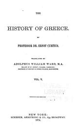 The History of Greece: Volume 5