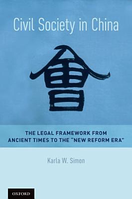 Civil Society in China PDF