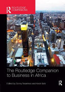 The Routledge Companion to Business in Africa