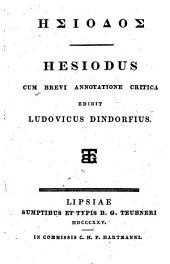 Hēsiodos: Hesiodos
