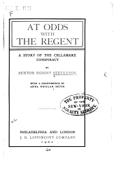 At Odds with the Regent: A Story of the Cellamare Conspiracy