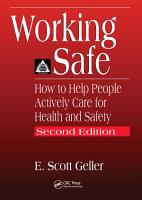 Working Safe PDF