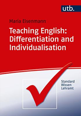 Teaching English  Differentiation and Individualisation PDF