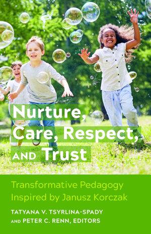 Nurture  Care  Respect  and Trust