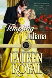 Tempting Juliana: Regency Chase Family Series, Book 2